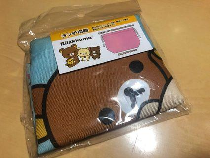 [包郵]鬆弛熊牛奶熊索繩袋