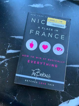 Nice is just place in France book