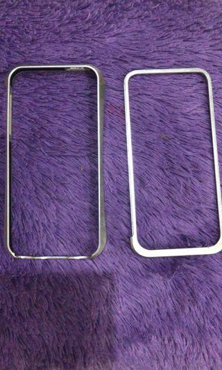 Bumper stanless iphone 5 (silver)
