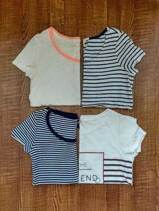 American Eagle Outfitters Mark & Spenser ESPRIT M&S 上衫 A&F T恤 Superdry T Shirt Hollister Top