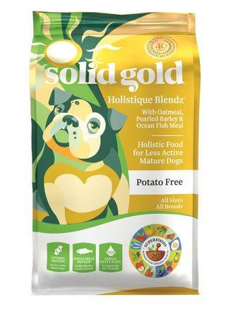 Solid Gold Holistique Blend 28.5lbs