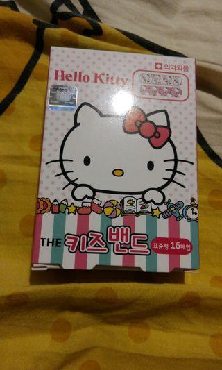 Hello kitty膠布