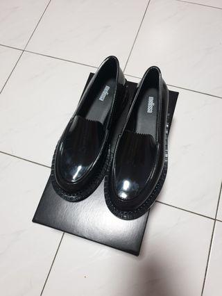 🚚 100% BN Melissa Penny Ad Loafers in Black USA6/EUR37
