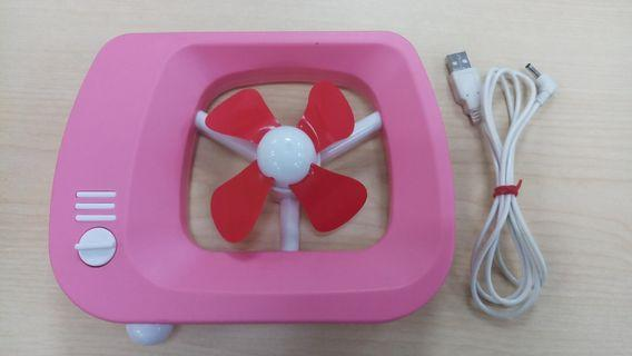 🚚 usb電風扇