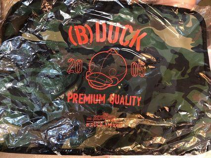 全新 B Duck旅行收納袋