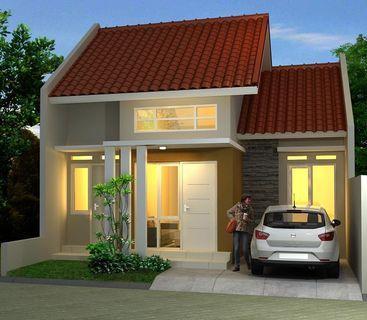 Rumah murah dan minimalis dalam cluster strategis di tanah baru beji depok