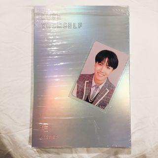 BTS Hoseok/JHope Love Yourself: Answer L Version