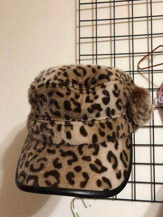 🚚 限時特價✨豹紋帽