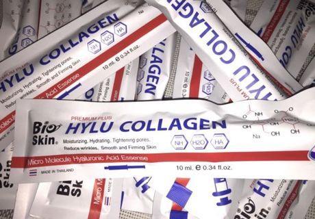 Serum hylu collagen