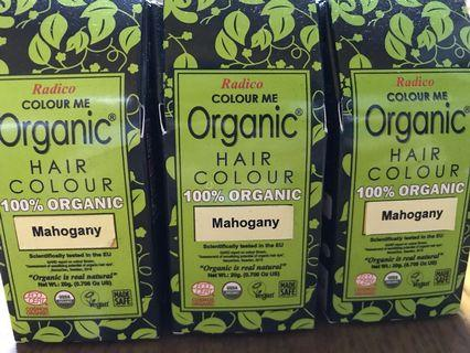 Radico Organic Hair Colour