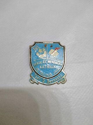 Vintage School Badge