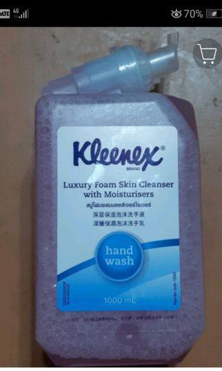 舒潔深層洗手乳1000ml