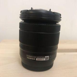 Fujifilm lens xc16-50mm F3.5-5.6 鏡頭