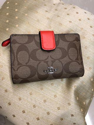🚚 Medium Corner Zip Wallet