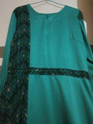 Gamis, dress, gaun, baju muslin