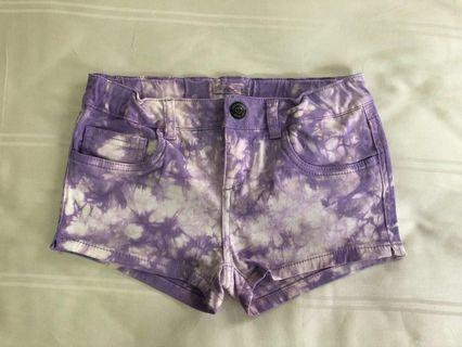 Fox Purple shorts