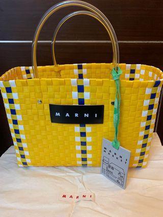 Marin Market E-W Shopping Bag 菜籃子🧺