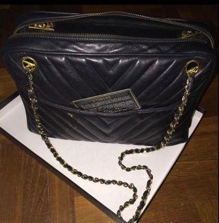 Chanel Chevron Vintage Bag