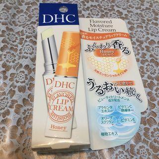 DHC蜜糖潤唇膏 honey flavoured moisture lip cream