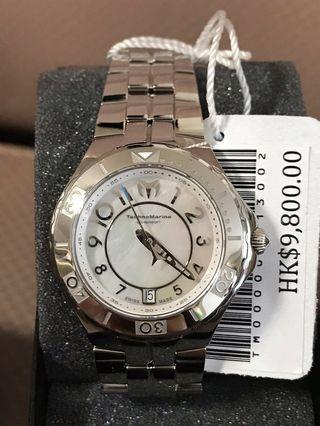 Swiss Made 全新 精鋼 Technomarine Watch 手錶 貝殼面🐚 女裝 手錶 瑞士製造🇨🇭 精鋼 情人節 聖誕禮物 生日禮物 原價$9800