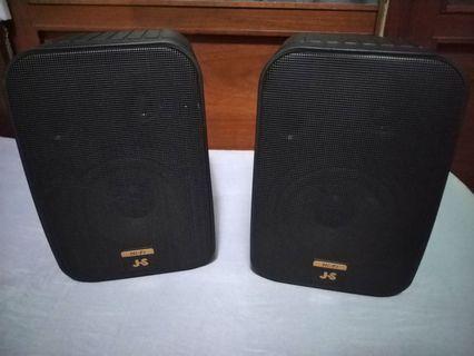 🚚 JS Hi-Fi speaker 1pair/Surround speaker/Commercial space use