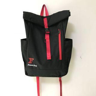 Fitness first bagpack
