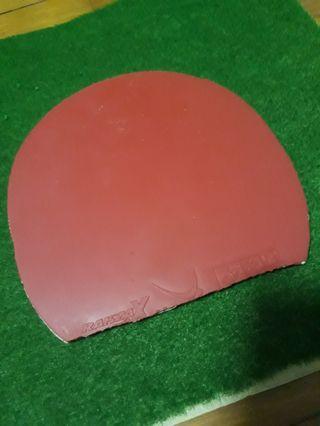 Charity Sales - Table Tennis Rubber Rakza X Soft.