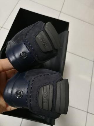 BNIB Authentic Hugo Boss Mercedes Loafers