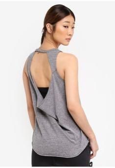 Factorie Backless Workout Tank