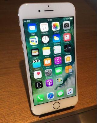 Apple iPhone 6 - gold 16gb mint condition with box