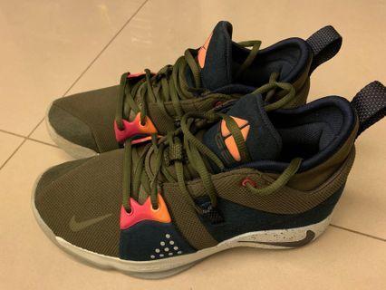 d131d757d11a65 Authentic Nike PG 2 ACG Olive US Size 7.5