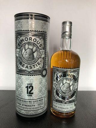 Timorous beastie 12 cask strength