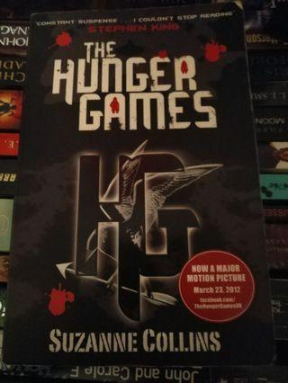 The Hunger Games Book One By Suzanne Collins