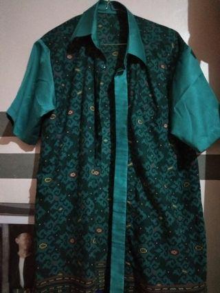 Kemeja Batik Pria, kemeja, batik cowok