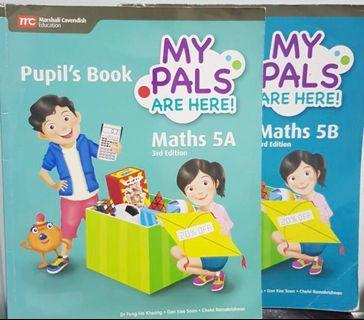 🚚 My pals text book and activity book