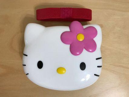 2001版-Hello Kitty 食用/儲物-樹脂製盒