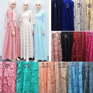 Dina Lace Dress