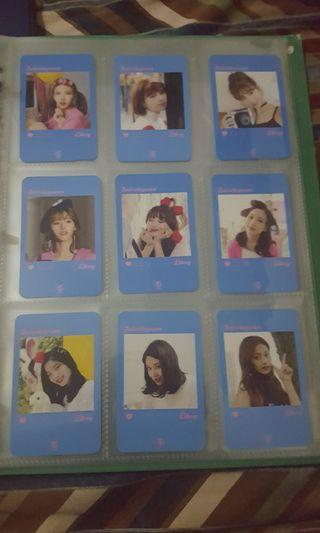 🚚 (WTS) TWICE Likey PopUp Store photocard set
