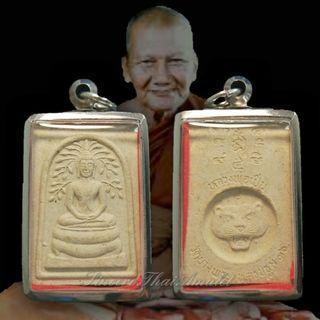 Phra Somdej, Prok Po, Lp Pern, Wat Bang Pra, 2536, Thai Amulet