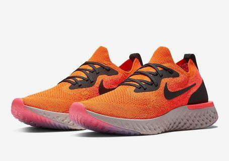 Nike Epic React Copper Flash (Orange)