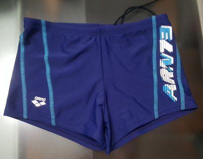 Arena 100% 全新男童泳褲 (S size, 32号)