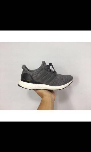 e1eb6d9ba Adidas Ultra Boost 3.0 Mystery Grey