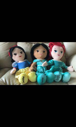 Disney 白雪公主 公主系列