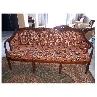 Sofa - Kayu Jati