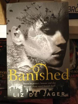 Banished by Liz De Jager