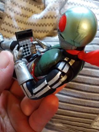 Shf 比例1:12 計算機 (fit 用於 shf joker 真骨雕 decade amazon rider x rx black v3 bruce lee 亂馬 龍珠 比達 杜拉格斯 ironman mark 2 3 4 5 6 7 42 43 44 45 50 85 tony stark blackwidow thor Spiderman batman)