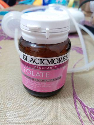 Blackmores Pregnancy Folic 葉酸