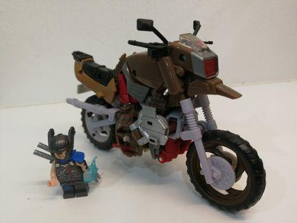 Transformers Scrapheap from ehobby exclusive (junkion)