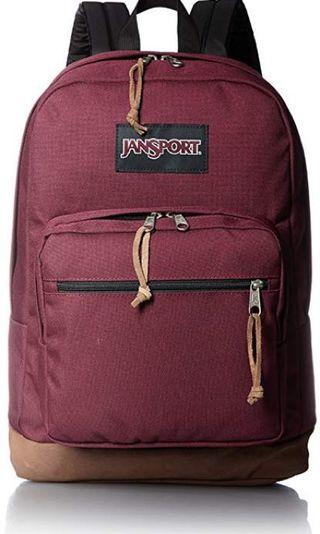 Jansport (Russet Red) Backpack