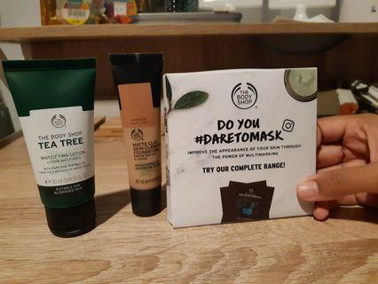 Promo Produk The Body Shop